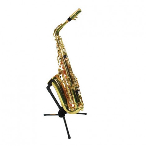 Hercules DS431B - TravLite In-Bell Alto Saxophone Stand