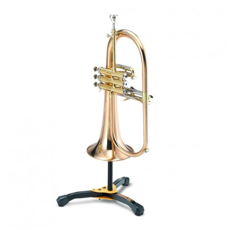 Hercules DS531BB - Soprano SAX/Flugelhorn Stand with Bag