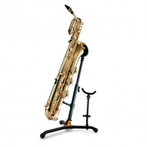Hercules DS536B - Stand for 1 Baritone SAX and 1 Alto/Tenor SAX 2