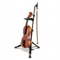 Hercules DS571BB - TravLite Violin/Viola Stand with bag 2