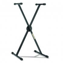 Hercules KS110B - EZ-LOK Single X Keyboard Stand, O/D: 25.4 mm