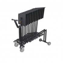 Hercules BSC800 - Music Stand Cart (holds up to 12 x BS200B)