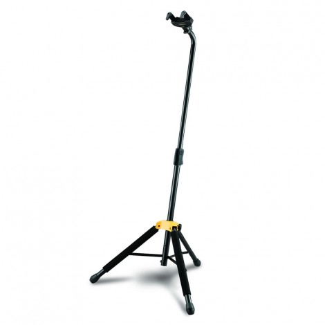 Hercules GS414B - Auto Grab Guitar Stand with SFF on Legs