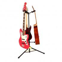 Hercules GS432B - Auto Grab Tri Guitar Stand 2