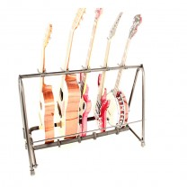 Hercules GS525B - Guitar Rack - Holds 5 Guitars 2