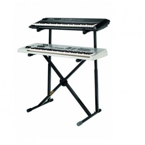 Hercules KS210B - Double Tier X Keyboard Stand